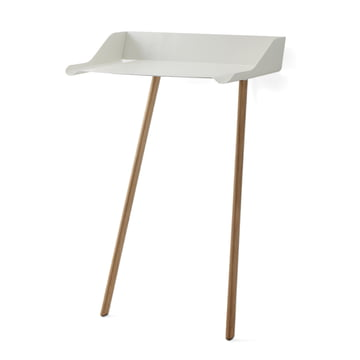 Mox - Stork Office Desk, white / natural