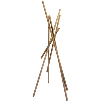 Schönbuch - Sticks coat stand natural oak wood