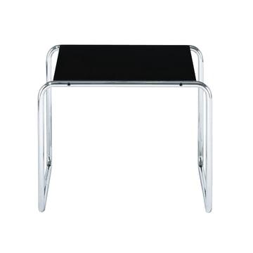 Knoll - Laccio 1 Coffee Table - black, anthracite