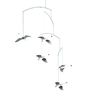 Flensted Mobiles - Scandinavian Swans