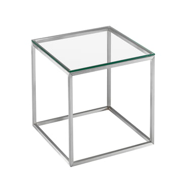 Hans Hansen - Less H 10 Couch Table, clear