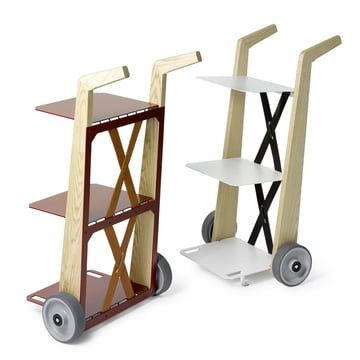Auerberg - Book Cart