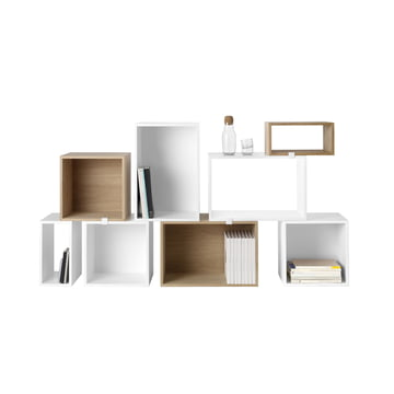 Muuto - Mini Stacked shelving system