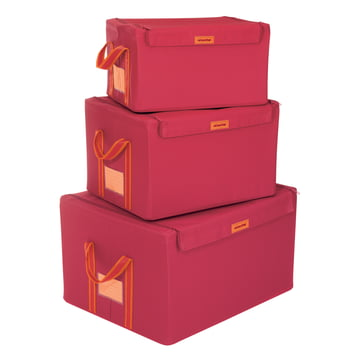reisenthel - Storagebox, red - all sizes