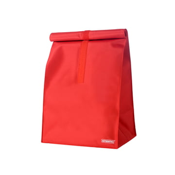 Rollbag M, red
