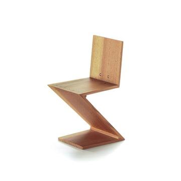 Vitra - Miniature Zig Zag Stoel