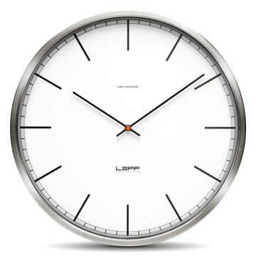 Leff amsterdam - One35rc Wall clock, no numbers