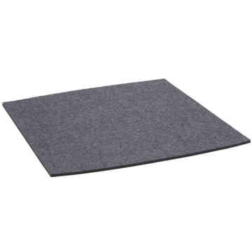 Hey Sign - Felt Pad Driade Toy chair, anthracite 5mm AR
