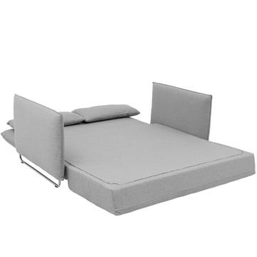 Softline - cord sofa, Vision light grey (445)
