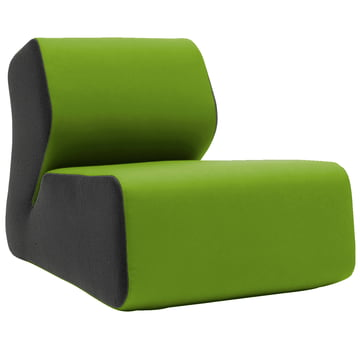 Softline - Hugo lounge chair, variant