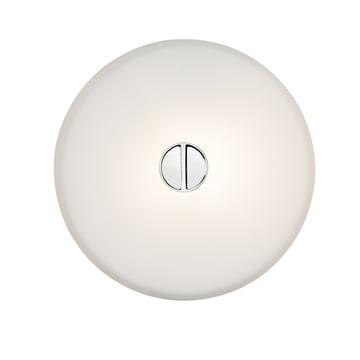 Flos - Mini Button Ceiling Light, front