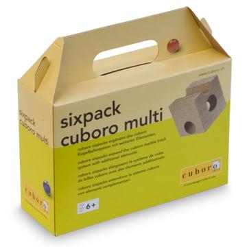 cuboro - sixpack supplement box multi - packaging