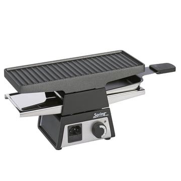 Spring - Raclette 2+ basic module, black
