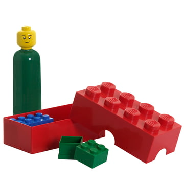 Lego - Luchbox Set, Drinking Bottle