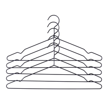 Hang Clothes Hanger Set by Hay in the shop