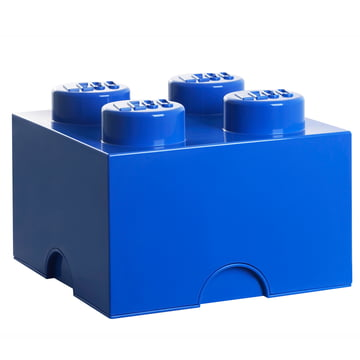 Lego - Storage Box 4, blue