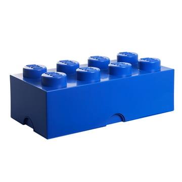 Lego - Storage Box 8, dark blue