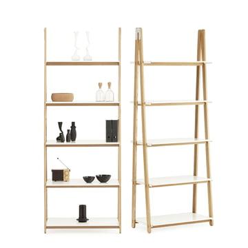Norman Copenhagen - One Step Up shelf (high) in white
