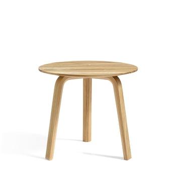 Hay - Bella table, oak Ø 45 x H: 39