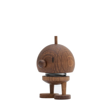Hoptimist - Woody Bumble, smoked oak - side