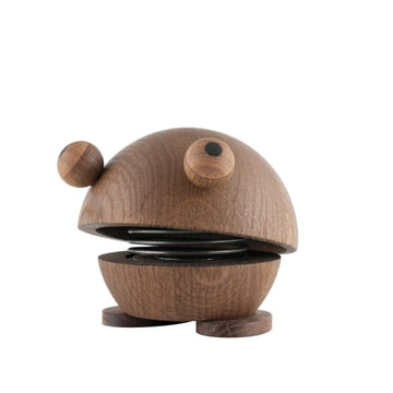 Hoptimist - Woody Kvak, smoked oak - side