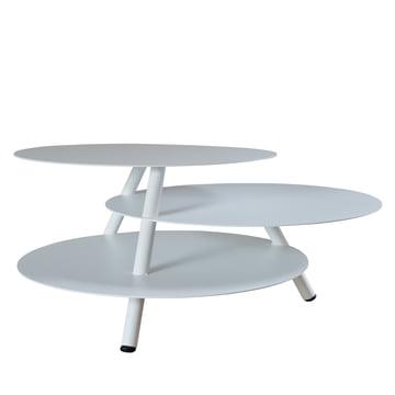 Pulpo - Big Trio side table, white