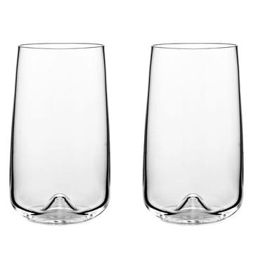 Normann Copenhagen - Long Drink Glasses, set of 2