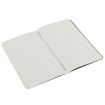 Moleskine - Cahier note-book, warm light grey