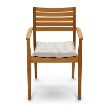 Skagerak - Kapok Cushion with mit chair, sand