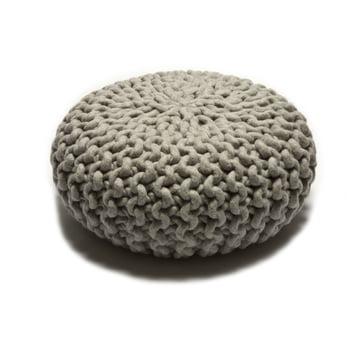 Thomas Eyck - Urchin Pouf small, grey