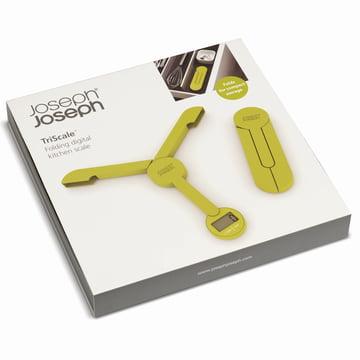 Joseph Joseph - TriScale, green - box