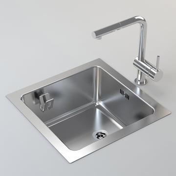 Magisso - Multiholder für Schwamm oder Bürste