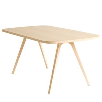Wogg 43 Tisch, 90 x 170 cm, ash nature
