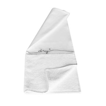 Dry 2 Tea Towel by Pension für Produkte in white / grey