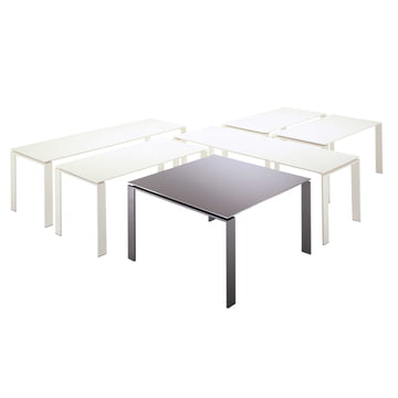 Kartell - Four Table - different sizes and colours