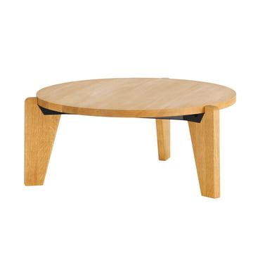 Vitra - Guéridon Bas coffee table, oak natural