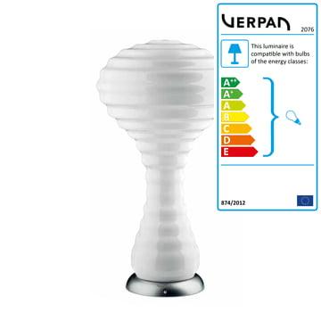 Verpan - New Wave table lamp