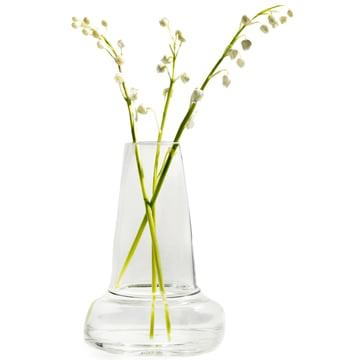 Holmegaard - Flora Vase, 24 cm, klar