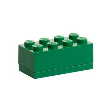 Lego - Mini-Box 8, dark green