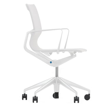 Vitra - Physix office chair, silver/ soft grey