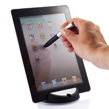 XD Design - Chef tablet holder - with iPad, usage