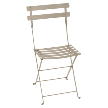 Fermob - Bistro folding chair metal, nutmeg