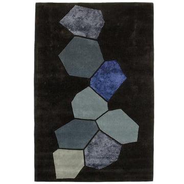 Ruckstuhl - Landscape carpet, black
