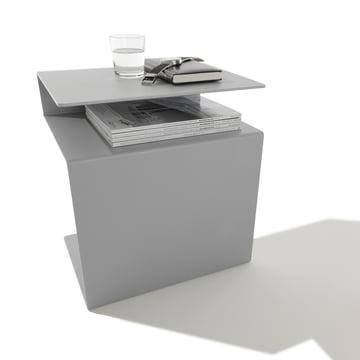 Müller Möbelwerkstätten - Huk, grey - objects
