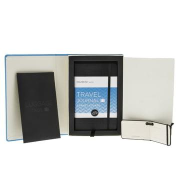 Moleskine - Travel Journal gift box - open