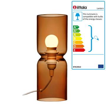 Iittala - Lantern Lamp, 250 mm, copper