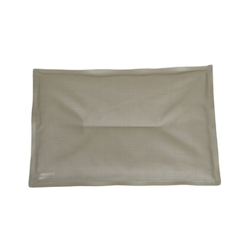 Fermob - Outdoor fabric cushion, Nutmeg
