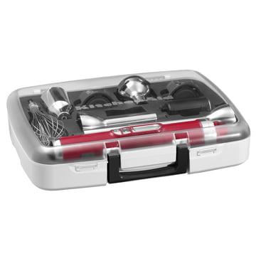 KitchenAid - Artisan battery hand blender - storage