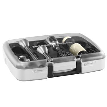 KitchenAid - Hand blender with 5 levels - storage, cream
