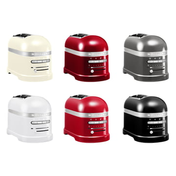 KitchenAid - Artisan Toaster 5KMT2204E, 2 slices - colours